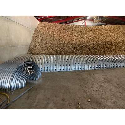 Ventilation air ducts used for a fan 90 cm height / Gaines de ventilation Hauteur de ventilateur 90 cm